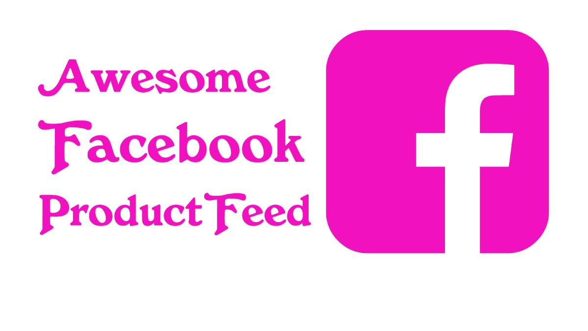 Awesome Facebook Product Feed for Shopify